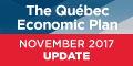 The Quebec Economic Plan - November 2017 Update