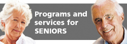 Programs and Services for Seniors