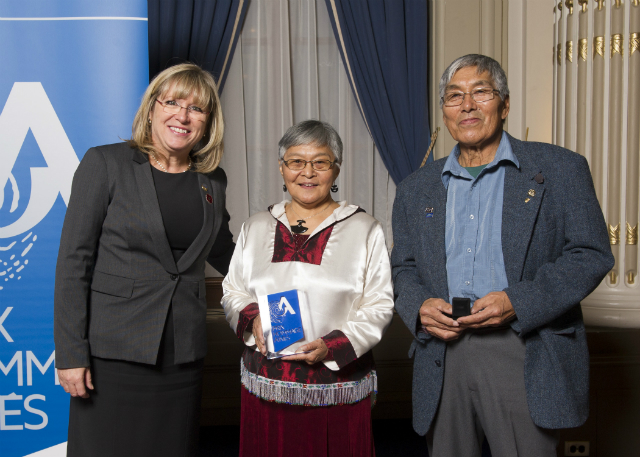 18 – Nunavik – Louisa Cookie-Brown